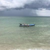Photo taken at Cape San Blas by Kim N. on 7/5/2018