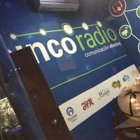 Photo taken at Cinco Radio by José R. on 12/4/2016