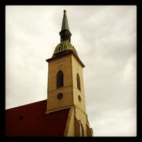6/5/2013 tarihinde Lukas O.ziyaretçi tarafından Katedrála svätého Martina'de çekilen fotoğraf