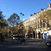 Photo taken at Rue de la Harpe by Jekaterina S. on 10/28/2012
