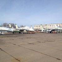 Photo taken at 20 Авиационно-ремонтный завод by Катерина М. on 4/18/2013