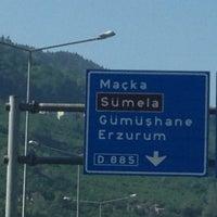 Photo taken at Maçkanin yolları by Ufuuk K. on 5/3/2013