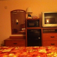 Photo taken at Super 8 Motel by Leigh S. on 8/9/2013