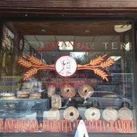 Photo taken at Terranova Bakery by Leigh S. on 9/8/2015
