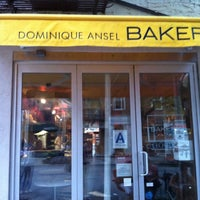 Photo taken at Dominique Ansel Bakery by Leigh S. on 7/22/2013