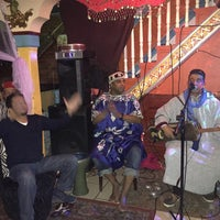 Photo taken at Tagine Fine Moroccan Cuisine by Leigh S. on 4/10/2016