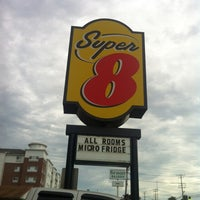 Photo taken at Super 8 Motel by Leigh S. on 8/10/2013