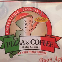Photo taken at Pizza & Coffee by Enza C. on 8/20/2014