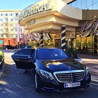 Photo taken at Casino Admiral by Nikolay K. on 10/15/2014