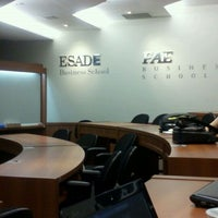 Photo taken at FAE Business School by Anne S. on 10/31/2012