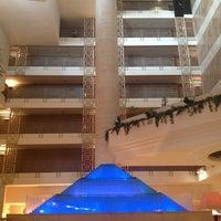 Photo taken at Sheraton Dubai Creek Hotel & Towers by John M. on 12/22/2012