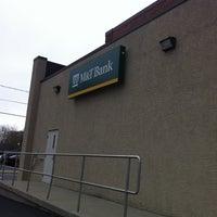 Photo taken at M & T Bank by Lori on 3/28/2013