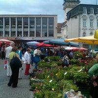 Photo taken at Zelný trh by Helenka T. on 6/7/2013