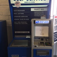 Photo taken at Artesia Post Office by George P. on 2/27/2016