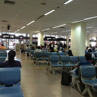 Photo taken at Don Mueang International Airport (DMK) by Pop on 6/25/2013