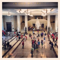 Photo taken at U.S. Capitol Visitor Center by Don J. on 7/1/2013