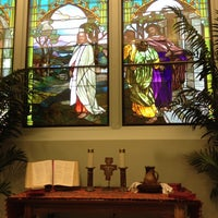 Photo taken at First United Methodist Church Of Champaign by Gordon W. on 3/30/2014