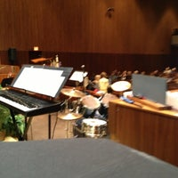 Photo taken at First United Methodist Church Of Champaign by Gordon W. on 5/12/2013