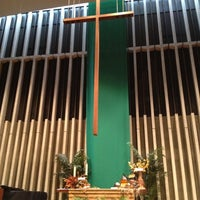 Photo taken at First United Methodist Church Of Champaign by Gordon W. on 10/22/2012