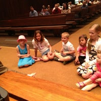 Photo taken at First United Methodist Church Of Champaign by Gordon W. on 6/16/2013