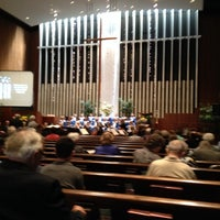 Photo taken at First United Methodist Church Of Champaign by Gordon W. on 5/4/2014