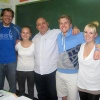 Foto tomada en Colegio Internacional Alicante, Spanish Language School por SPANISH S. el 11/14/2012