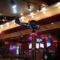 Photo taken at Red Robin Gourmet Burgers by Lori B. on 1/10/2013