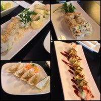 Photo taken at Sushi Wabi by Hong P. on 1/27/2013