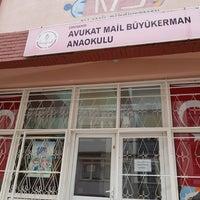 Photo taken at Avukat Mail Büyükerman Anaokulu by Neslihan G. on 11/7/2017