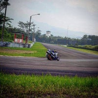 Photo taken at Sentul International Circuit by Adiwirya Aristiara d. on 1/11/2017