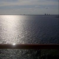 Photo taken at Tampa Bay by Matt T. on 9/30/2012