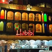 Photo taken at Habibi Restaurant by Tauseef A. on 5/3/2014