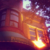 Photo taken at Pufferbelly Restaurant & Bar by justin d. on 10/15/2012