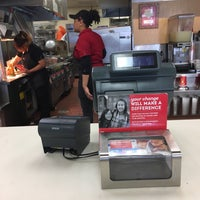 Photo taken at Wendy's by Marwan on 6/15/2017