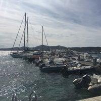 Photo taken at Golfo Aranci by Svetlana K. on 9/3/2017