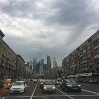 Photo taken at Большая Дорогомиловская улица by Svetlana K. on 7/29/2017