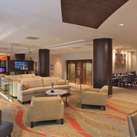 Photo taken at DoubleTree by Hilton Hotel Washington DC - Silver Spring by Jerry M. on 10/17/2017