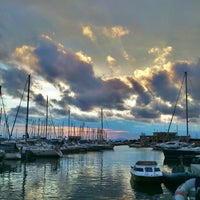 Photo taken at Puerto Deportivo Marina Miramar by Christian C. on 9/30/2012