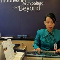 Photo taken at Garuda Indonesia Sales & Ticketing Office by Yandrawati N. on 7/15/2014