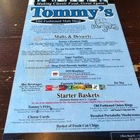 Photo taken at Tommy's Malt Shop by Rei L. on 5/3/2017