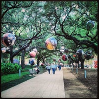 Photo prise au Discovery Green par L. Angel H. le1/21/2013