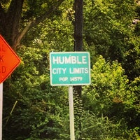Photo taken at City of Humble by L. Angel H. on 7/20/2014