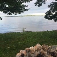 Photo taken at Lake Vermilion by Morgan F. on 7/14/2017