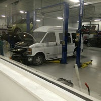 Photo taken at Meineke Car Care Center - CLOSED by Wilson O. on 2/23/2015
