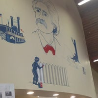 Photo taken at Mark Twain Elementary by Rick W. on 1/31/2013