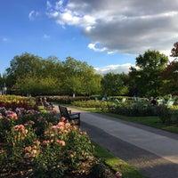 Photo prise au Queen Mary's Gardens par Bruno B. le9/26/2015