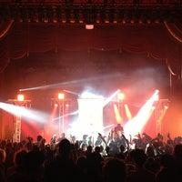 Photo taken at Royal Oak Music Theatre by Zach G. on 4/26/2013