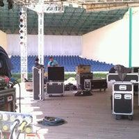 Photo taken at Foro Felipe Villanueva by Yoelequivocado on 11/23/2012