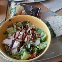 Photo taken at Panera Bread by Shannon M. on 9/30/2012