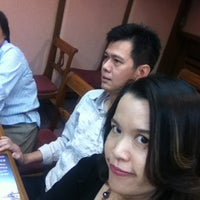 Photo taken at Meeting Room 6-1 by พจนารถ เ. on 1/18/2013
